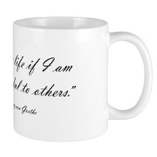 Motivational Quote of the Day on Mug Mugs