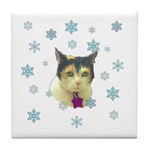 Fat Girl Tile Coaster