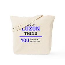 Cute Luzon Tote Bag