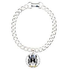 Holley Charm Bracelet, One Charm