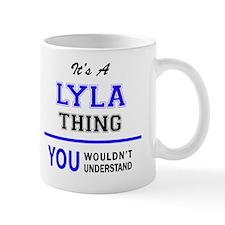 Cute Lyla Mug