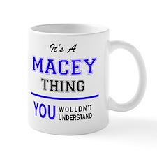 Cute Macey Mug