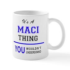 Maci Mug