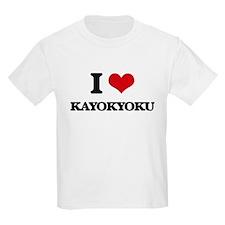 I Love KAYOKYOKU T-Shirt