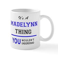 Cute Madelynn Mug