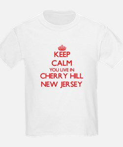 Keep calm you live in Cherry Hill New Jers T-Shirt