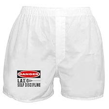 LAcrosse Discipline Danger Boxer Shorts