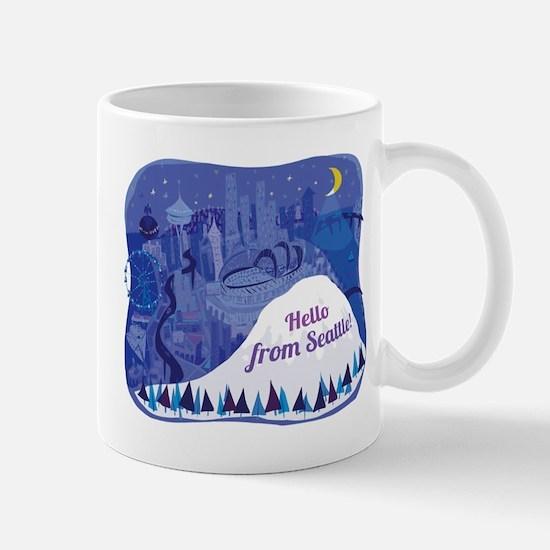 Cute Home theater Mug