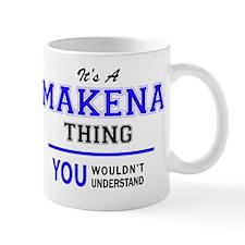 Funny Makena Mug