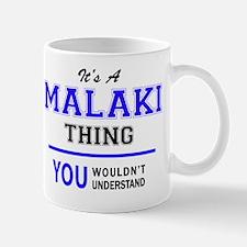 Funny Malaki Mug