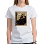 Mom's Rottweiler Women's T-Shirt