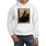 Mom's Rottweiler Hooded Sweatshirt