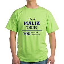 Unique Malik's T-Shirt