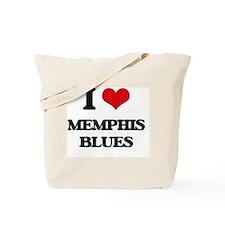 Cute Memphis radio Tote Bag