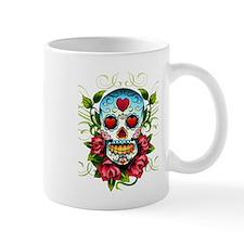 Day of the Dead Skull Mugs