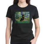 Bridge / Rottie Women's Dark T-Shirt