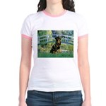 Bridge / Rottie Jr. Ringer T-Shirt