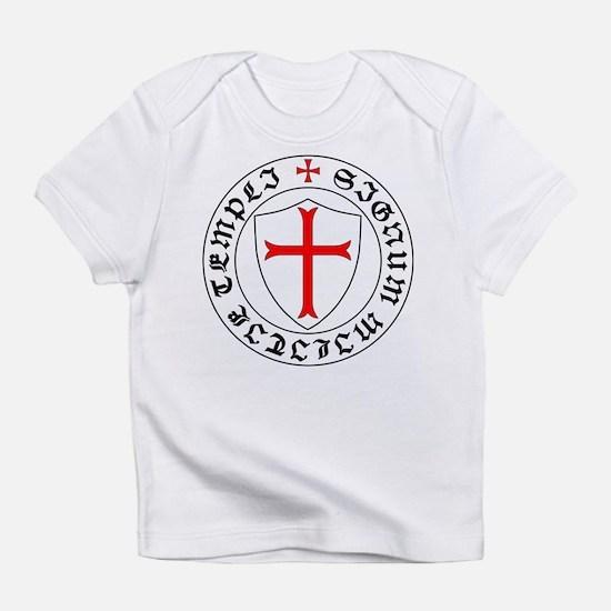 Cute Knights Infant T-Shirt
