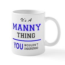 Cute Manny Mug