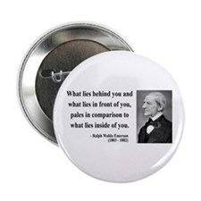 "Ralph Waldo Emerson 11 2.25"" Button"