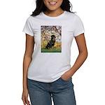 Spring / Rottweiler Women's T-Shirt