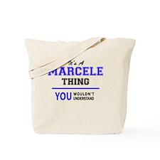 Marcel Tote Bag