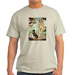 Venus & Rottweiler Light T-Shirt