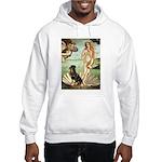 Venus & Rottweiler Hooded Sweatshirt