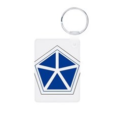 5th Corps Keychains
