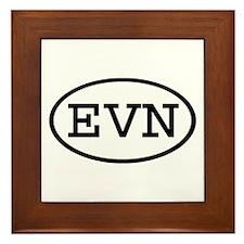 EVN Oval Framed Tile
