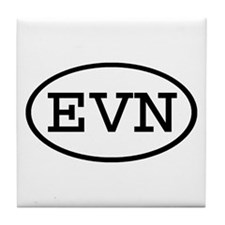 EVN Oval Tile Coaster