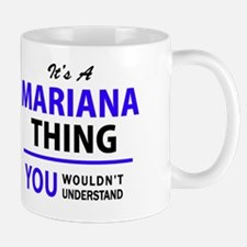 Unique Mariana Mug