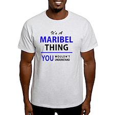 Unique Maribel T-Shirt