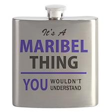 Unique Maribel Flask