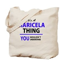 Cute Maricela Tote Bag