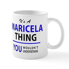 Cute Maricela Mug