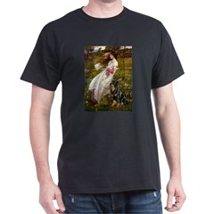 Windflowers / Rottweiler T-Shirt