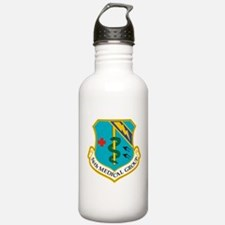 56th Medical Group.png Water Bottle