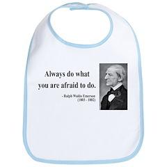 Ralph Waldo Emerson 12 Bib