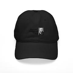 Ralph Waldo Emerson 12 Baseball Hat