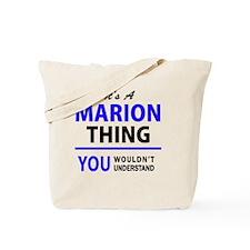 Unique Mare Tote Bag
