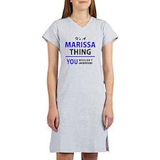 Cute Marissa Women's Nightshirt