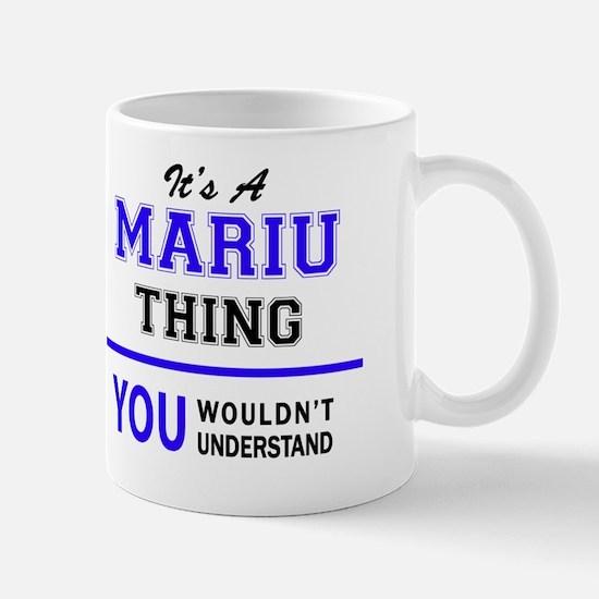 Funny Marius Mug