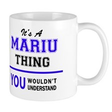 Unique Marius Mug