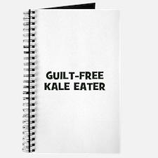 guilt-free kale eater Journal