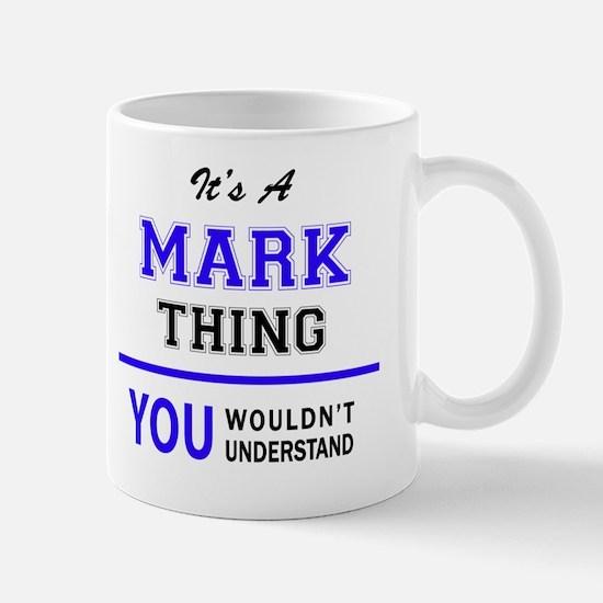 Cute Mark Mug