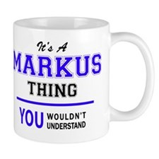 Cute Markus Mug