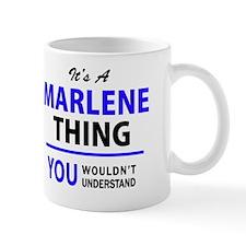 Cute Marlene Mug