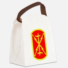 17th FA Brigade Field Artillery B Canvas Lunch Bag