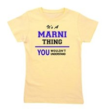 Unique Marnie Girl's Tee